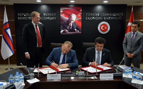 The Faroe Islands And Turkey Sign Free Trade Agreement The